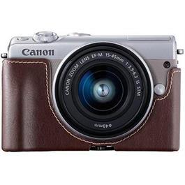Canon EH31-FJ Dark BW Leather Face Jacket Thumbnail Image 2